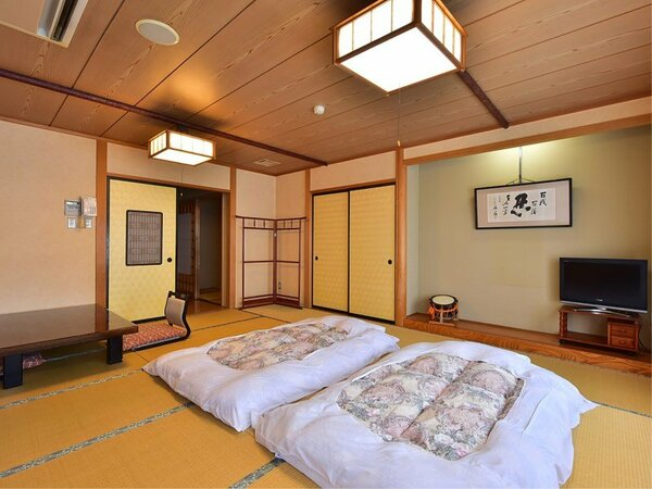 「忍者部屋」15畳-松平