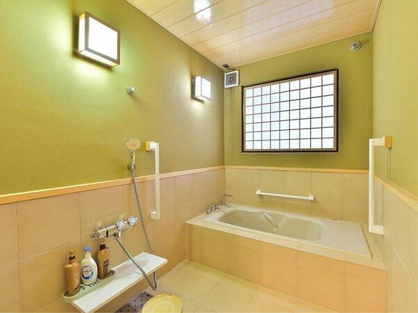 貸切『楽々風呂』50分1,000円