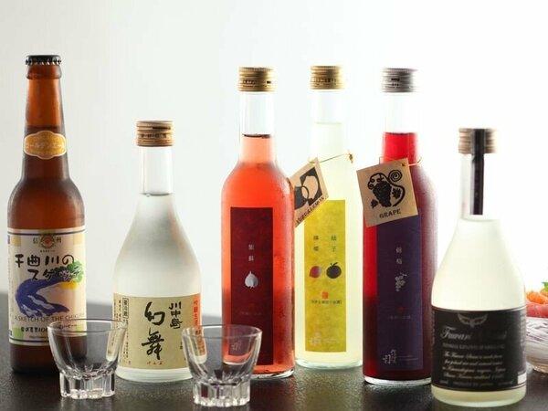信州のおいしいお酒を集めた《kameya&takano''s Selection》