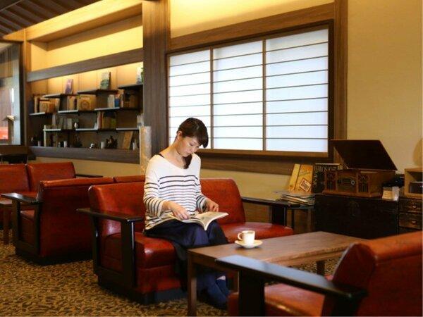 ロビーではコーヒーや紅茶のフリードリンクもお召し上がりいただけます。