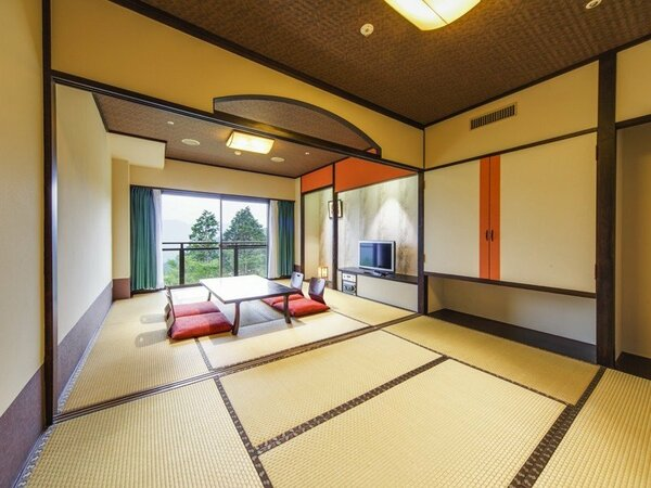 富士見和室(禁煙) 36平米(8畳+6畳)