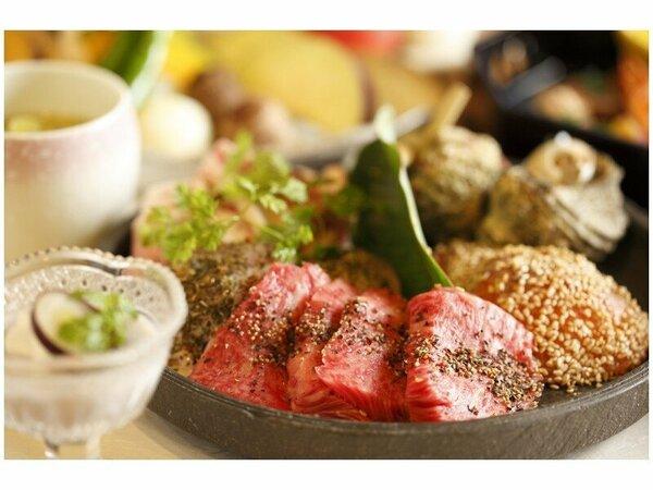 炙り焼き:素材の旨みを引き出し、お好みの焼き加減でお召し上がりください♪
