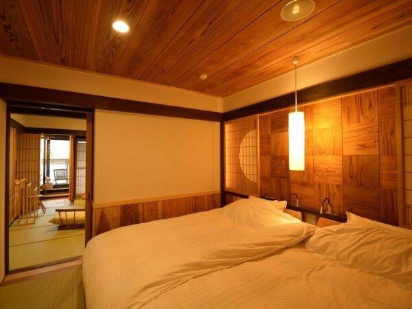 和室/203 藤袴(ふじばかま) 和ベッド+8畳