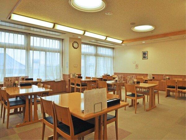 【レストラン】お食事会場はこちらです。
