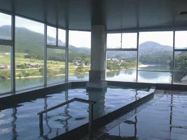 大浴場「水鏡」