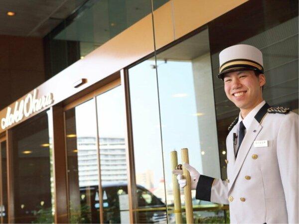 ホテルオークラ東京のおもてなしに新潟のまごころを添えてお迎えします