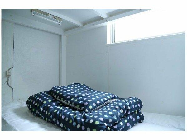 二段ベッド、ドミトリールームです☆