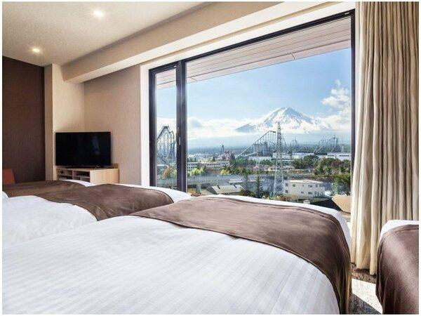 ファミリーフォース 富士山ビュー