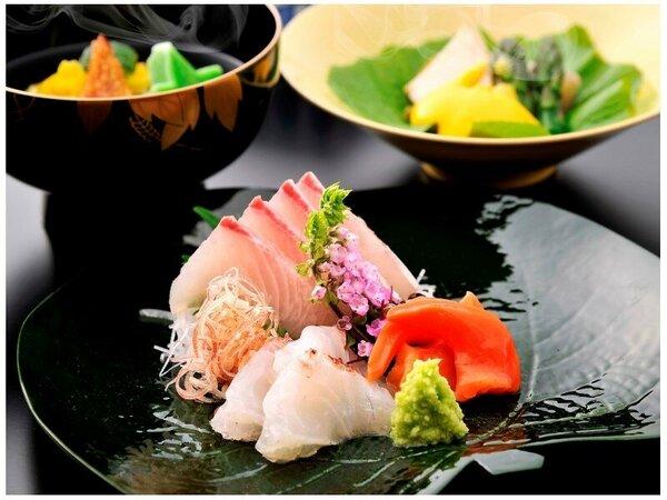 【お料理の一例】お刺身
