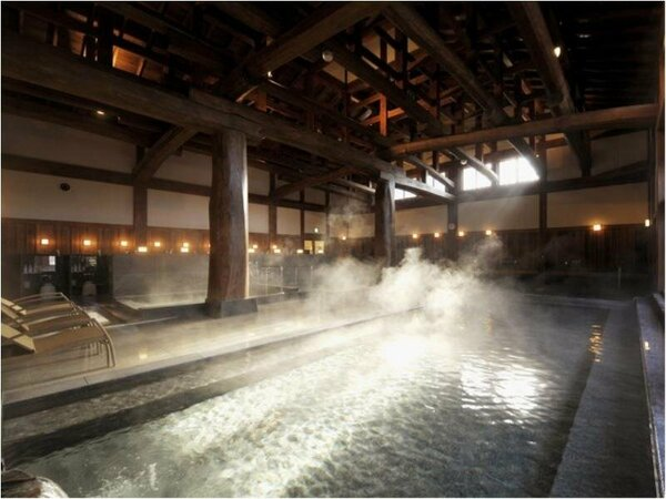 ふじやま温泉 内風呂
