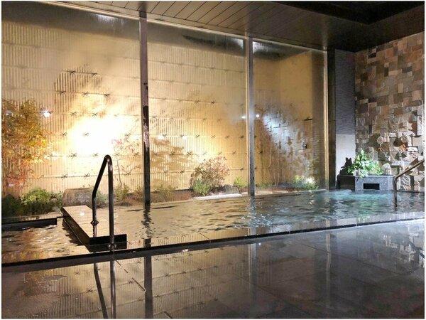 天然温泉 旅人の湯