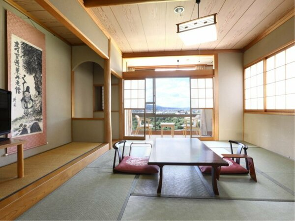 【和室8~12畳】当館の標準的なお部屋