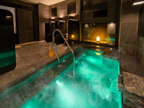 【天然温泉 飯田城の湯】天然温泉浴場完備!お仕事の疲れを癒してください♪※写真はイメージ。