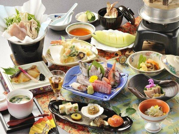 和食膳料理の一例となります♪