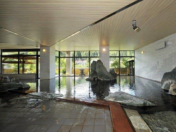 大浴場【錫杖の湯】