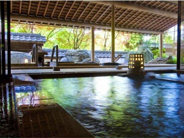 飛騨高山の温泉旅館のなかでも数少ない自家源泉が、当館の自慢です。
