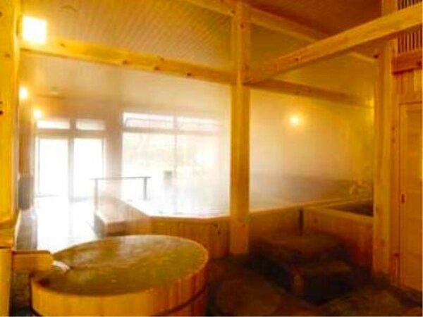 露天大浴場『内匠の湯』男湯『望岳の湯』