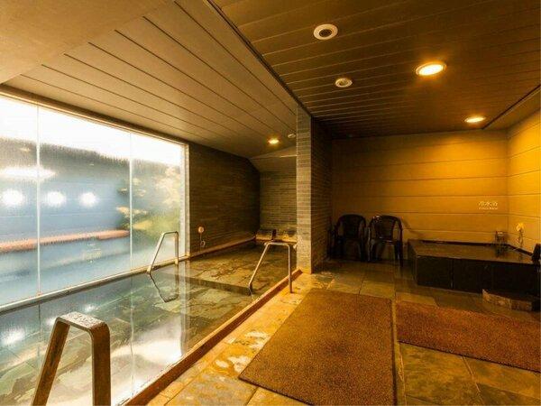 天然温泉大浴場~女性内湯~