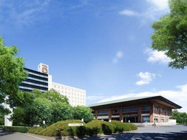 ホテルグランド東雲 外観