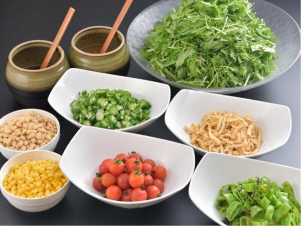 京野菜サラダ(イメージ)