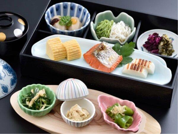 大人様用京のおばんざい和朝食