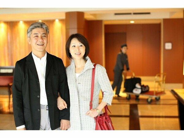 久しぶりの夫婦旅行。ゆっくり過ごしたいから「都ホテル 京都八条」