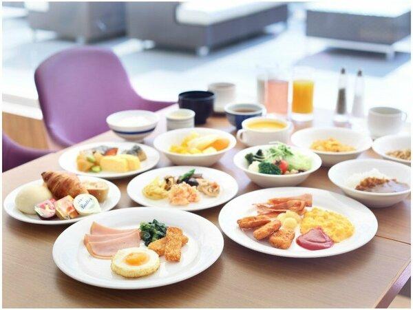 「ル・プレジール」朝食イメージ