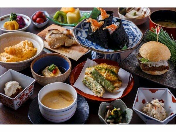 八坂圓堂 朝食イメージ(セットメニュー)