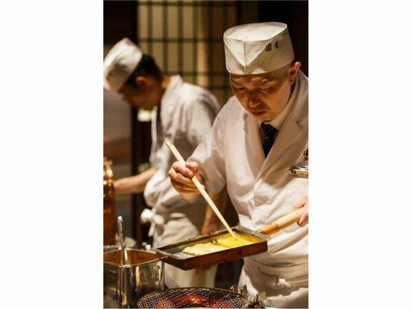 八坂圓堂 朝食イメージ(出し巻き)