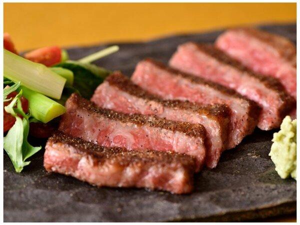 京都牛ステーキ