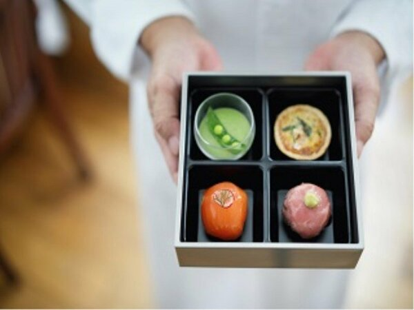 思い出に残る朝食 「京の四季彩箱」※写真はイメージ
