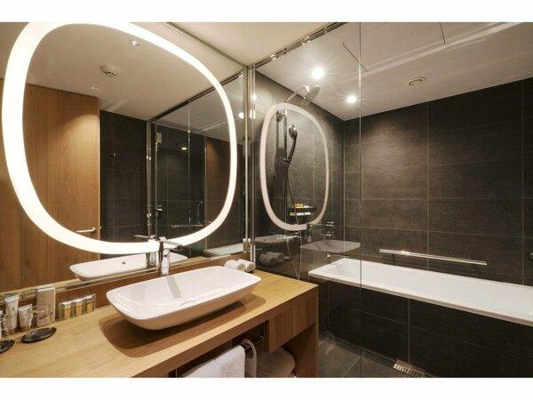 【ペントハウス】ジュニアスイートルーム:バスルーム