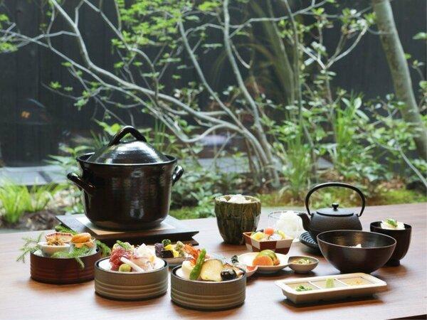 ラ・ボンバンス祇園:朝食一例