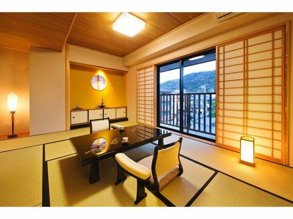 ■一般客室■ 和室18平米(3名定員)