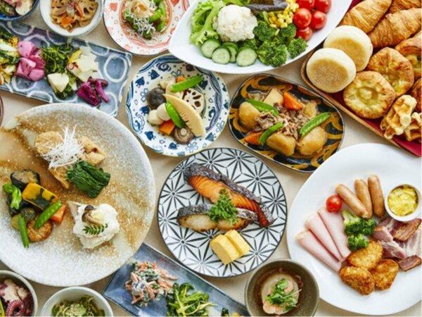和洋食ブッフェ(イメージ)