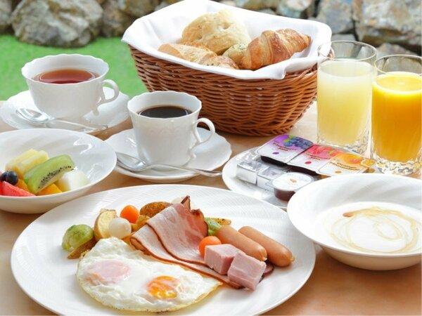 アンバーコート朝食 ABF