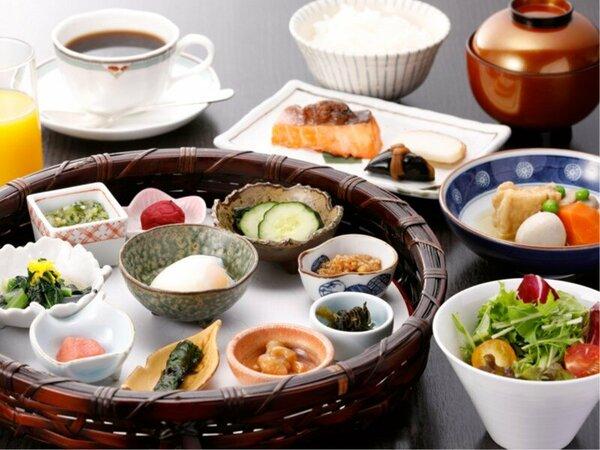 【朝食】和定食