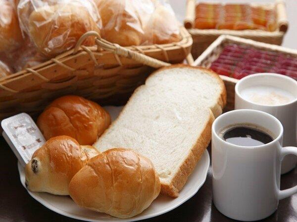 ◆無料軽朝食◆