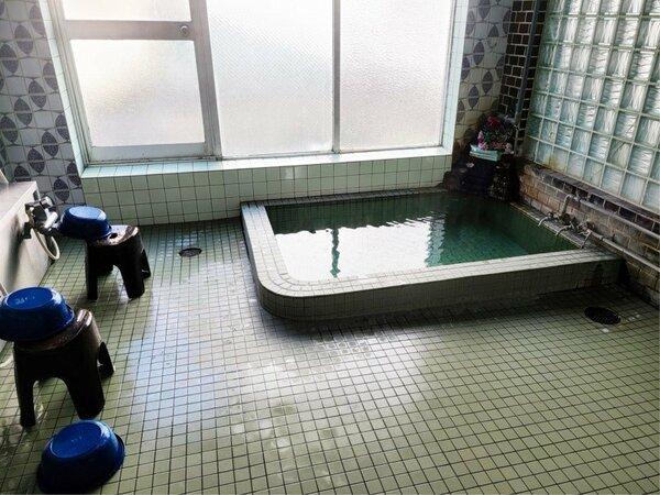 *【温泉】加温加水一切無しの湯を楽しめるのは、源泉に一番近い当館ならでは!