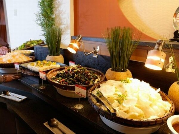 ◆【メインダイニング天河】/食材の味を活かした美味しいお料理をご用意いたします。