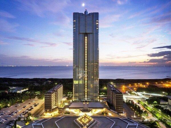 セントラルタワーはホテル単体としては日本最高層!