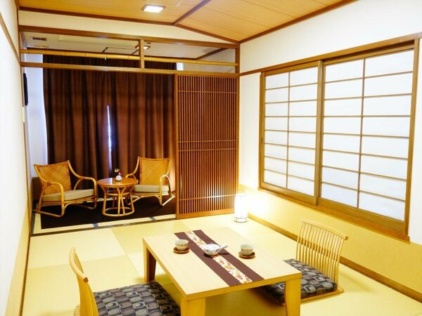 奈良町情緒和室(6・5畳+2・5畳)タイプ(一例)