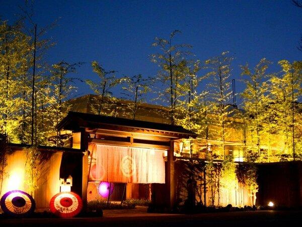 里山の隠れ宿 花富亭-かふうてい-の入口イメージ
