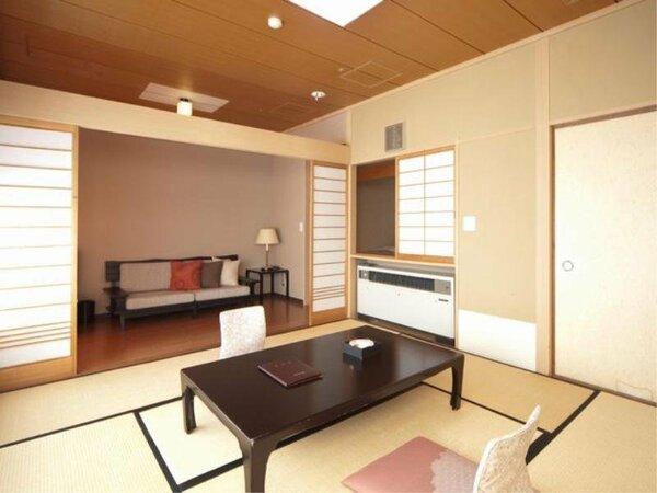2013年4月リニューアル☆【本館】対水閣 和洋室 一例