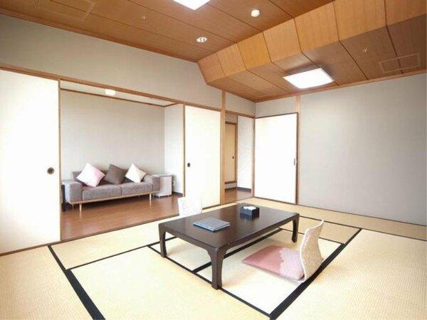 2013年4月リニューアル☆【本館】対水閣 和室 一例