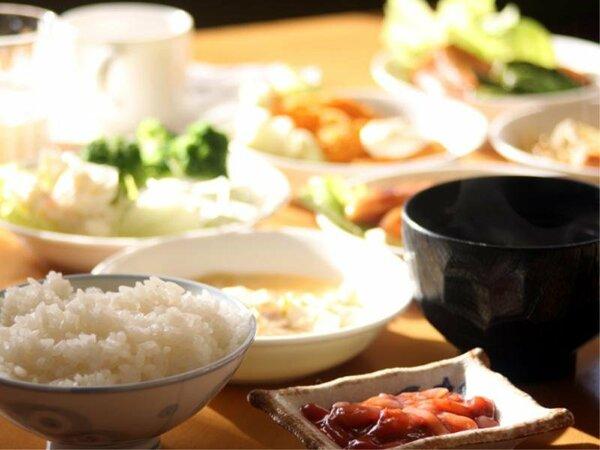 バイキング朝食サービス[6:45~9:00]
