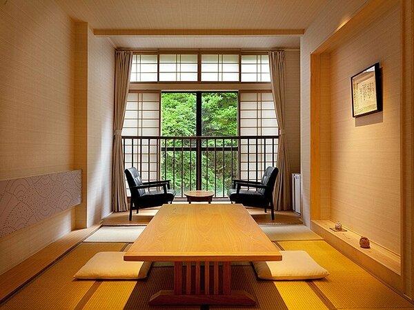 一般客室「夢見亭」のイメージ(一例)♪※部屋により間取りが異なります♪