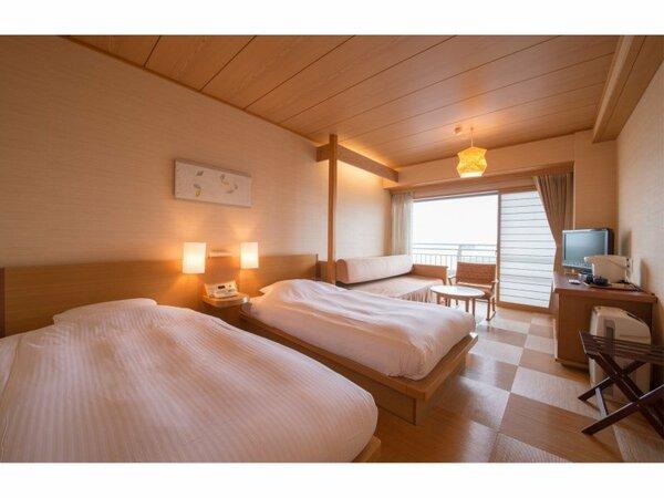 ホテルナガシマ 客室一例