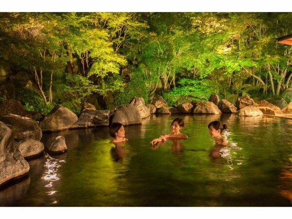 湯あみの島奥入瀬渓流の湯