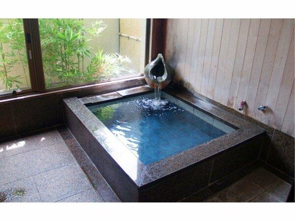 貸切風呂(つるの湯)